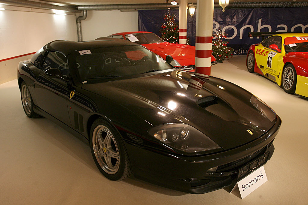 Ferrari 550 Barchetta - Chassis: 124218   - 2007 Bonhams Gstaad Auction