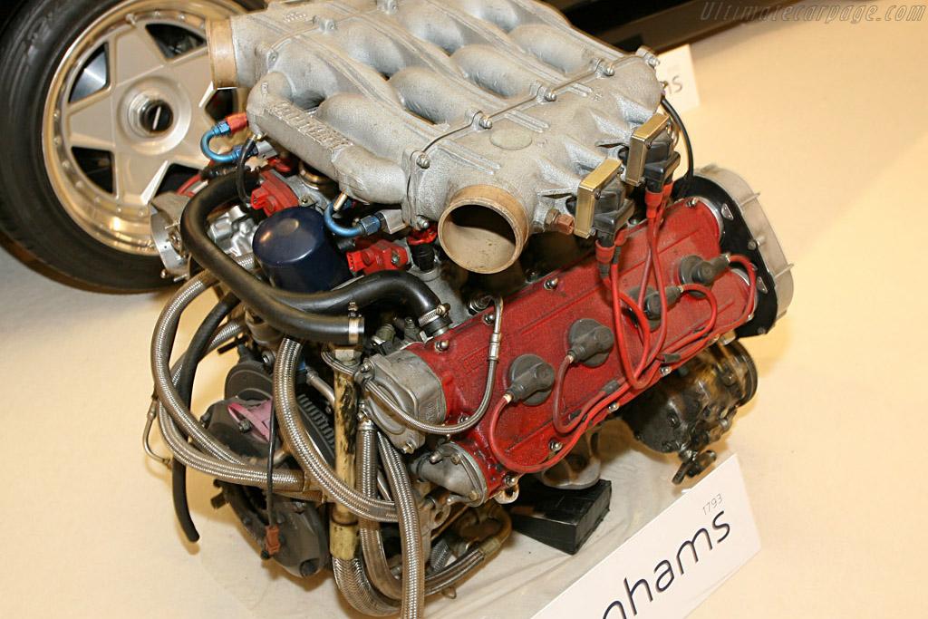 Ferrari F40 - Chassis: 91502   - 2007 Bonhams Gstaad Auction