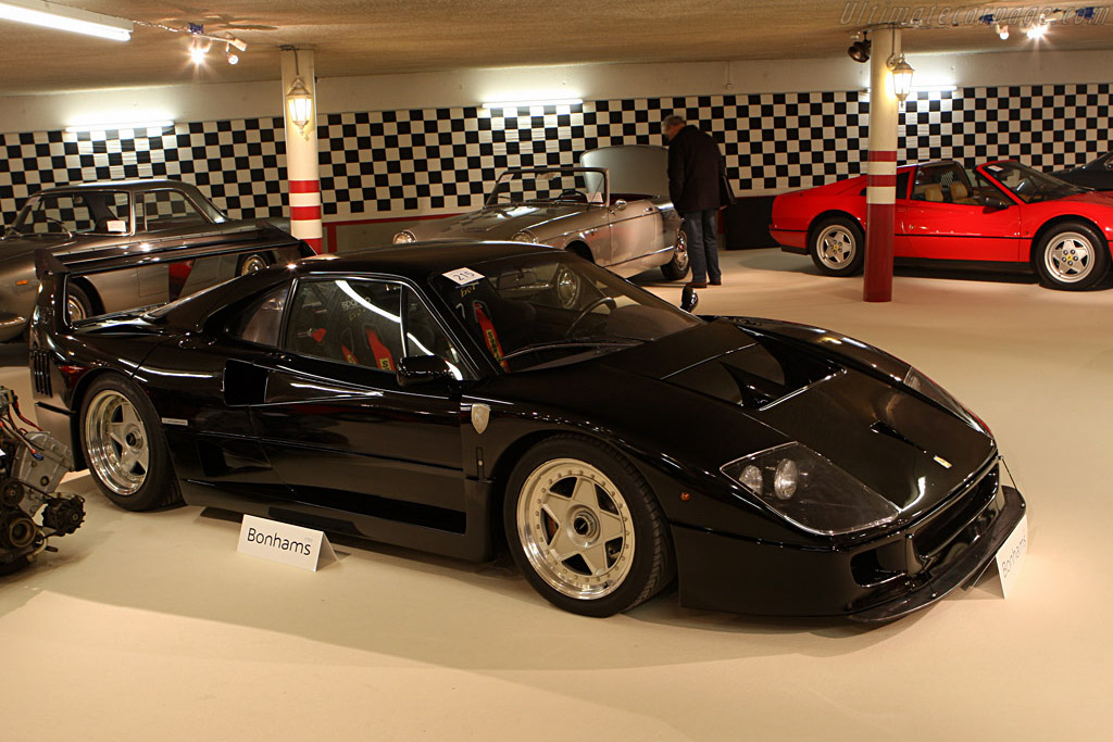 Ferrari F40 - Chassis: 91502   - 2007 Bonhams Gstaad Auction