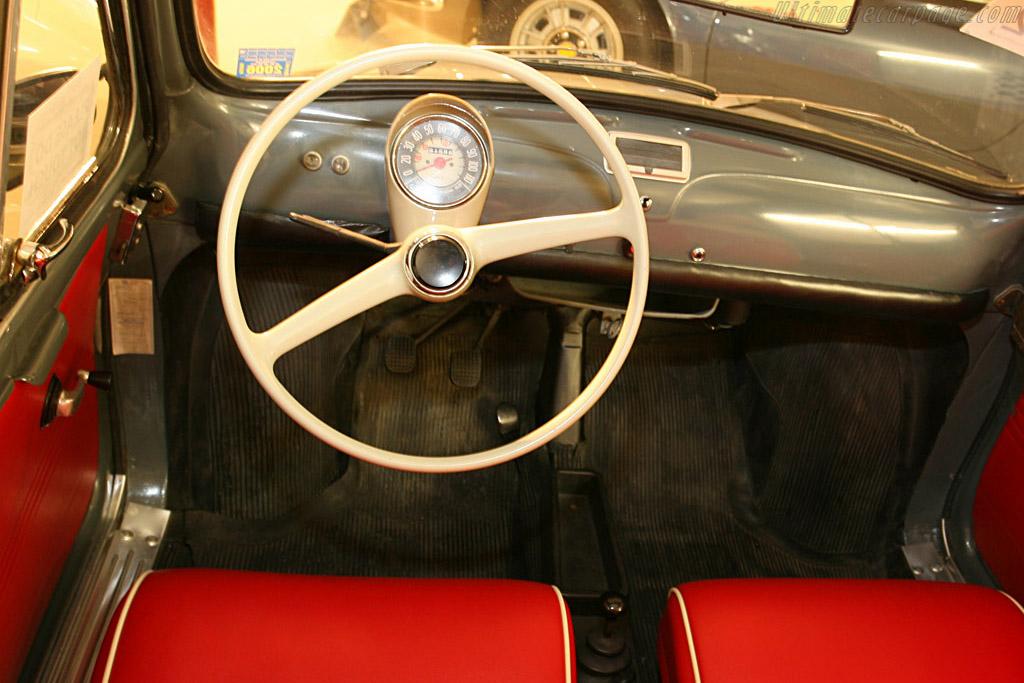 Fiat 500D - Chassis: 810572   - 2007 Bonhams Gstaad Auction