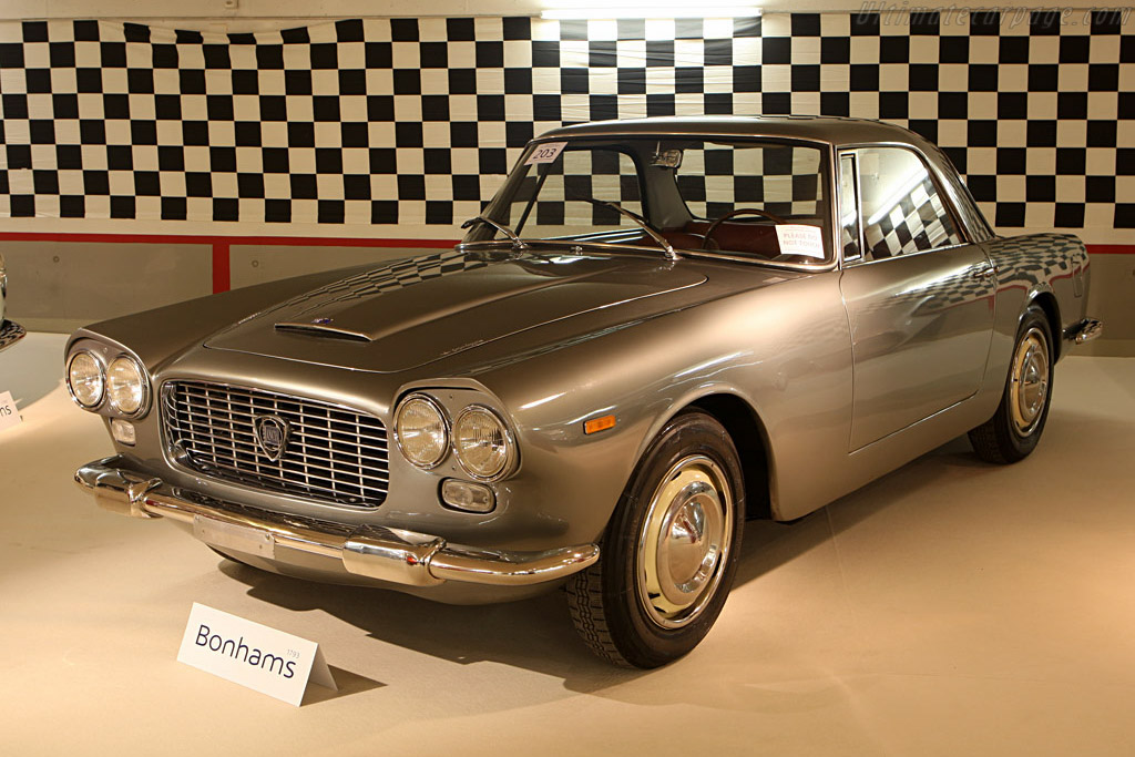 Lancia Flaminia 3C Touring Coupe - Chassis: 826.140.1005   - 2007 Bonhams Gstaad Auction