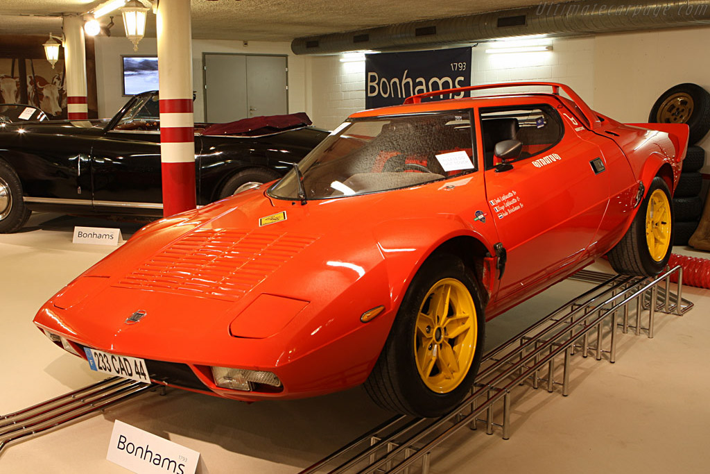 Lancia Stratos HF Stradale - Chassis: 829AR0 001646   - 2007 Bonhams Gstaad Auction