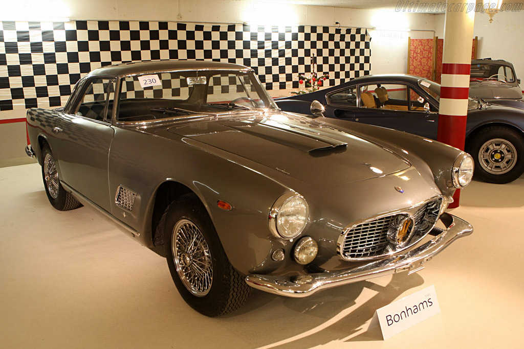 Maserati 3500 GT - Chassis: AM101.1218   - 2007 Bonhams Gstaad Auction