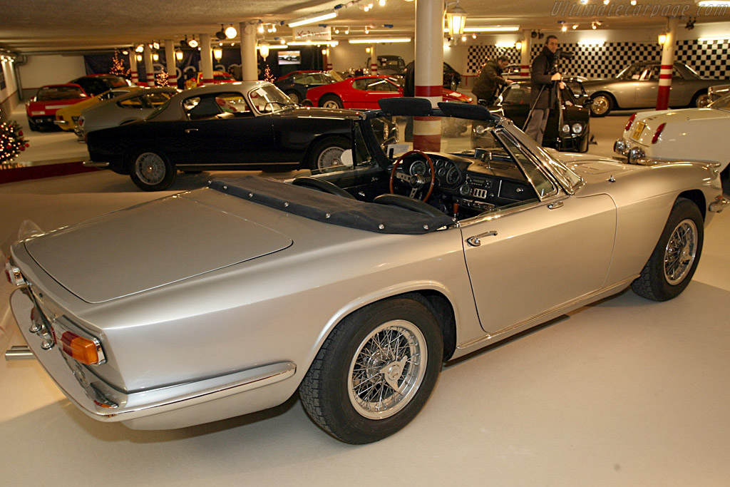 Maserati Mistral Spyder - Chassis: AM109/S/1731   - 2007 Bonhams Gstaad Auction