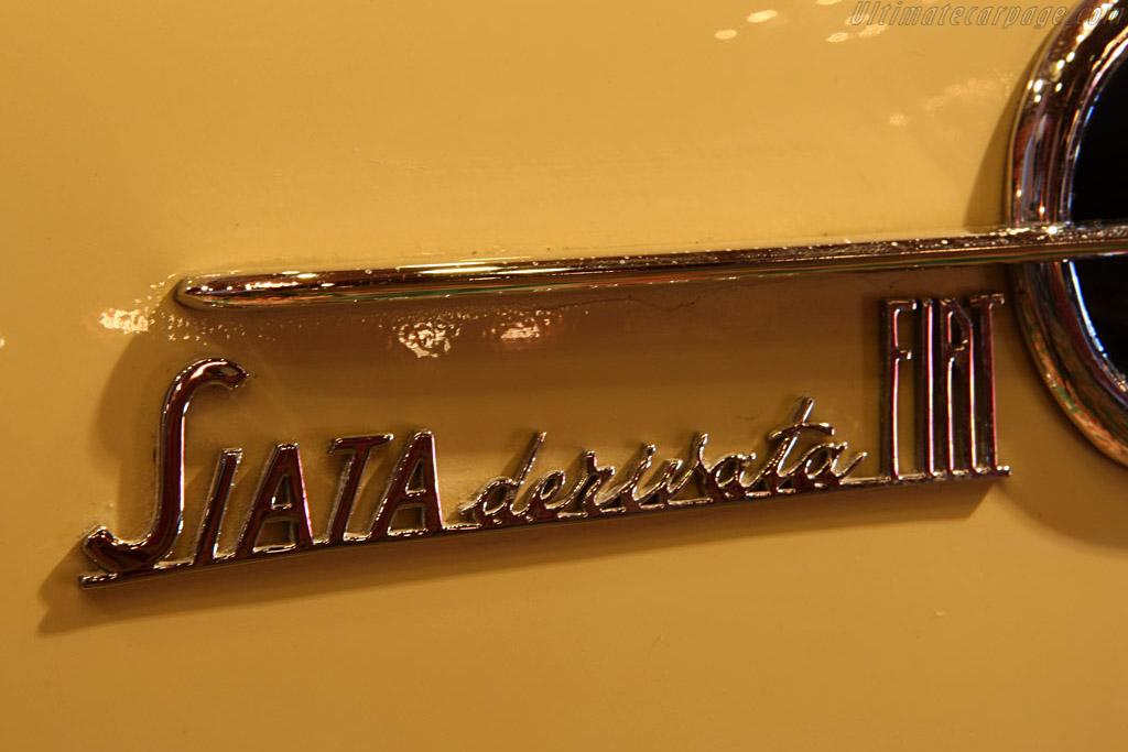 Siata 208 CS Bertone Berlinetta - Chassis: CS057L   - 2007 Bonhams Gstaad Auction