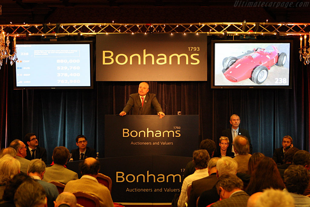 Welcome to Gstaad    - 2007 Bonhams Gstaad Auction