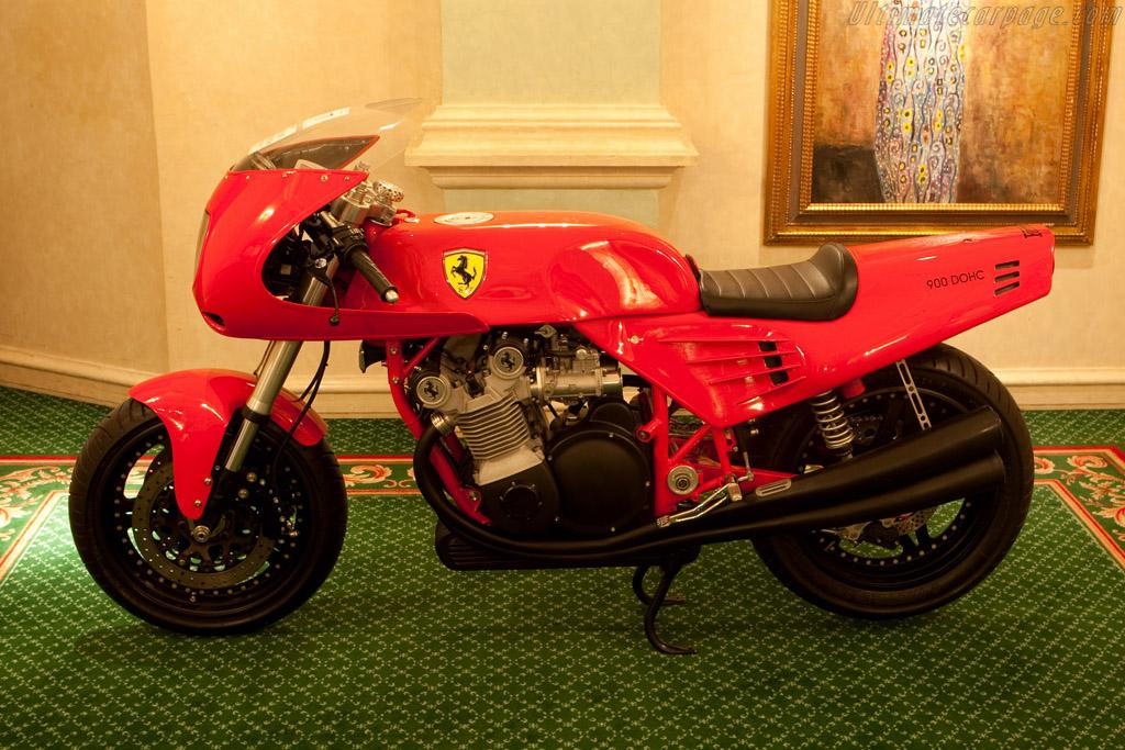 Ferrari Motorcycle Fer...