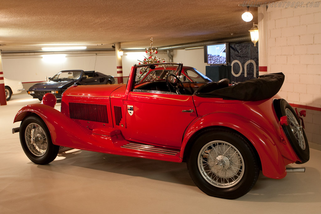 Alfa Romeo 6C 1750 GS Castagna - Chassis: 121215037   - 2008 Bonhams Gstaad Auction