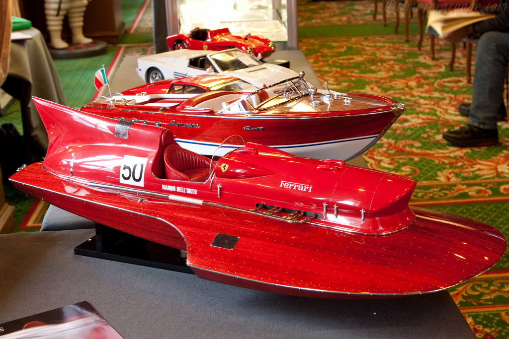 Automobilia    - 2008 Bonhams Gstaad Auction