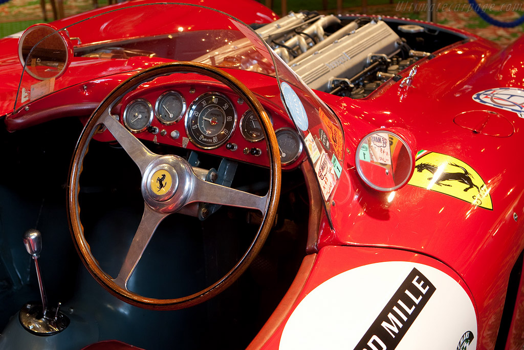 Ferrari 121 LM - Chassis: 0558LM   - 2008 Bonhams Gstaad Auction