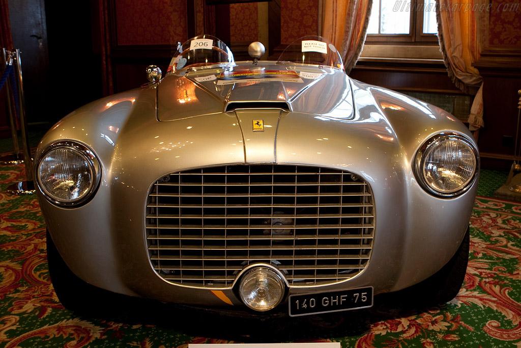 Ferrari 212 Export Motto Spider - Chassis: 0094E   - 2008 Bonhams Gstaad Auction