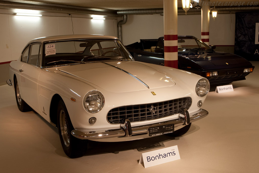 Ferrari 250 GTE - Chassis: 3003GT   - 2008 Bonhams Gstaad Auction