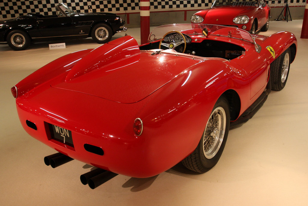 Ferrari 250 TR Recreation - Chassis: 4275GT   - 2008 Bonhams Gstaad Auction