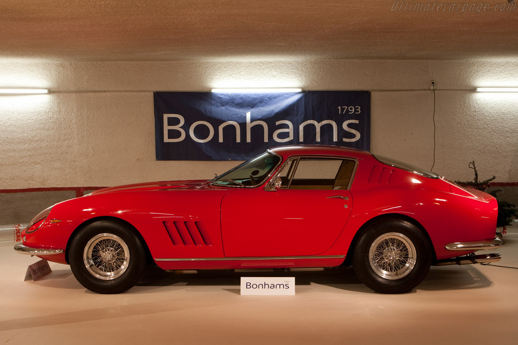 Ferrari 275 GTB/4 - Chassis: 09617   - 2008 Bonhams Gstaad Auction