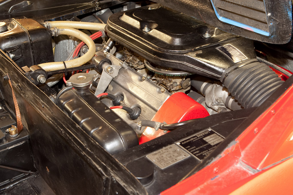 Ferrari 308 GTB Group 4 - Chassis: 20373   - 2008 Bonhams Gstaad Auction