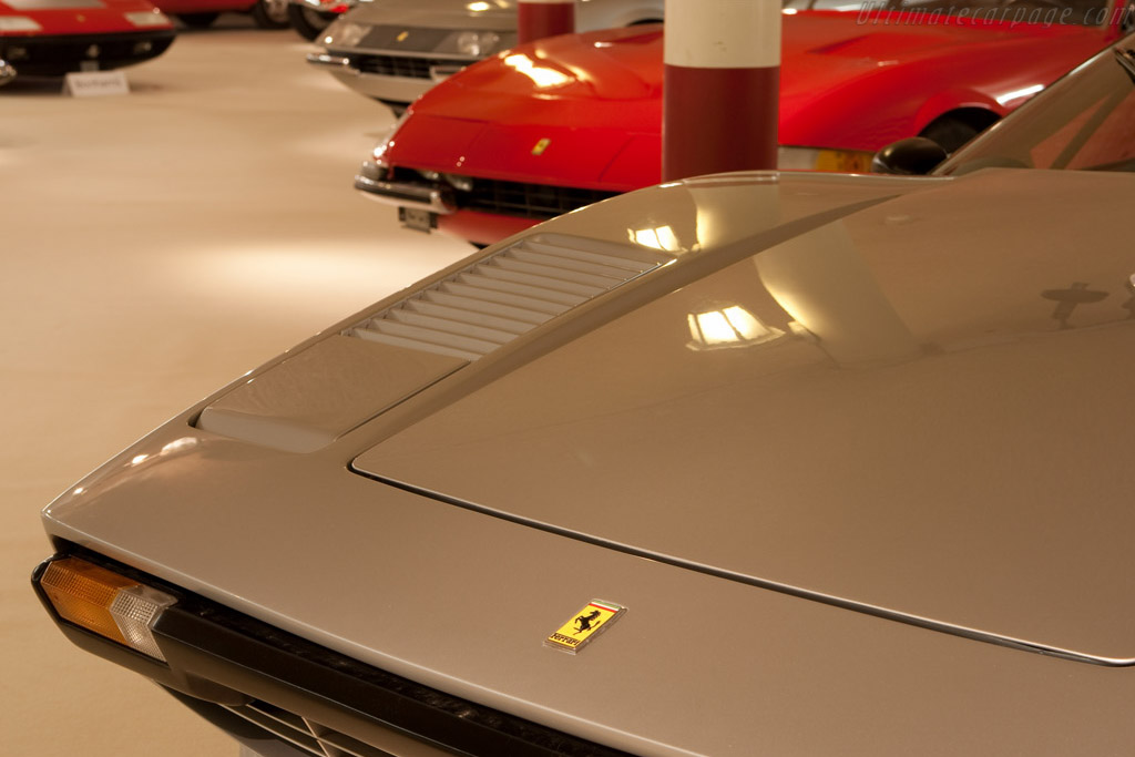 Ferrari 308 GTB Vetroresina - Chassis: 21025   - 2008 Bonhams Gstaad Auction