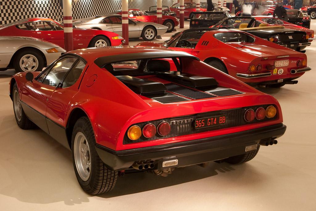 Ferrari 365 GT4/BB - Chassis: 18057   - 2008 Bonhams Gstaad Auction