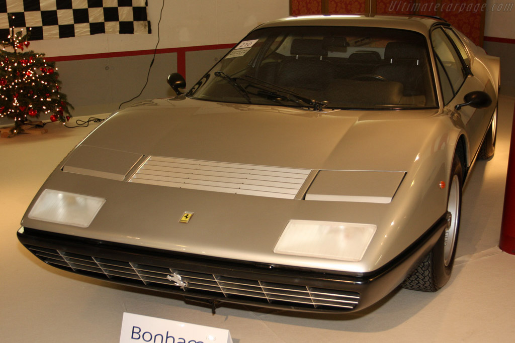 Ferrari 365 GT4/BB - Chassis: 18219   - 2008 Bonhams Gstaad Auction