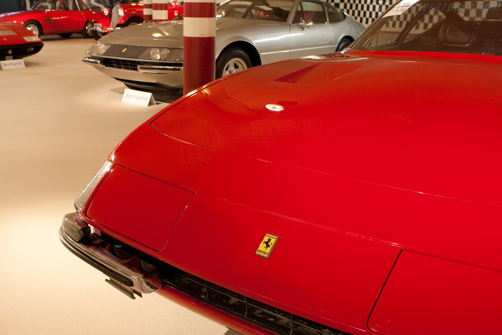 Ferrari 365 GTB/4 Daytona - Chassis: 16189   - 2008 Bonhams Gstaad Auction