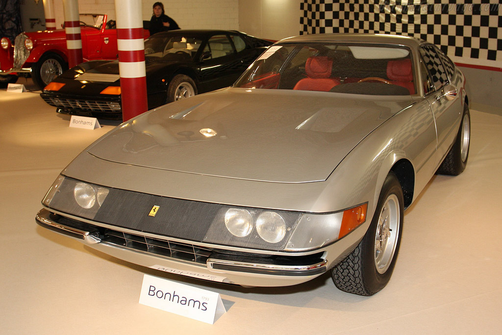 Ferrari 365 GTB/4 Daytona - Chassis: 13345   - 2008 Bonhams Gstaad Auction