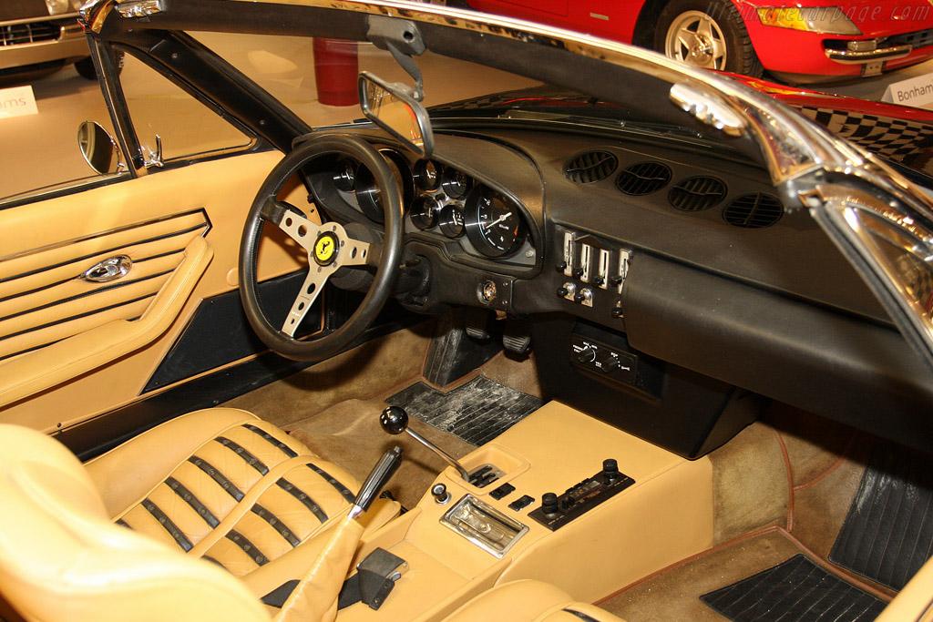 Ferrari 365 GTB/4 Daytona Spyder Conversion - Chassis: 14995   - 2008 Bonhams Gstaad Auction