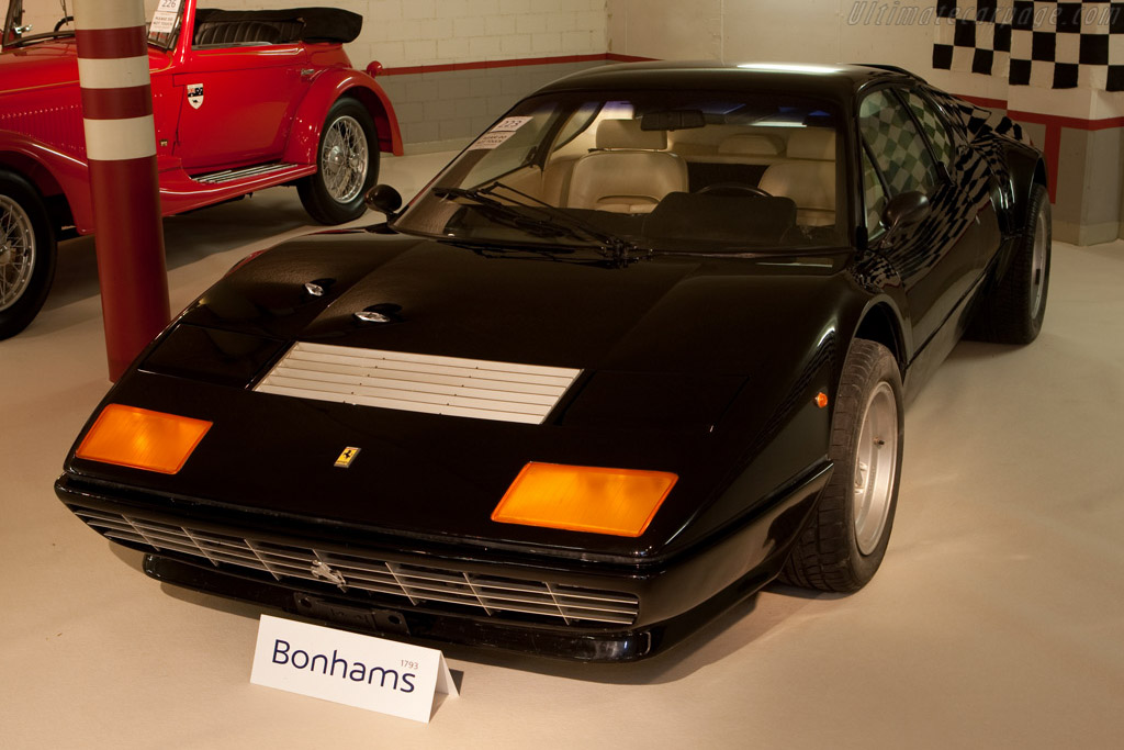 Ferrari 512 BB - Chassis: 30035   - 2008 Bonhams Gstaad Auction