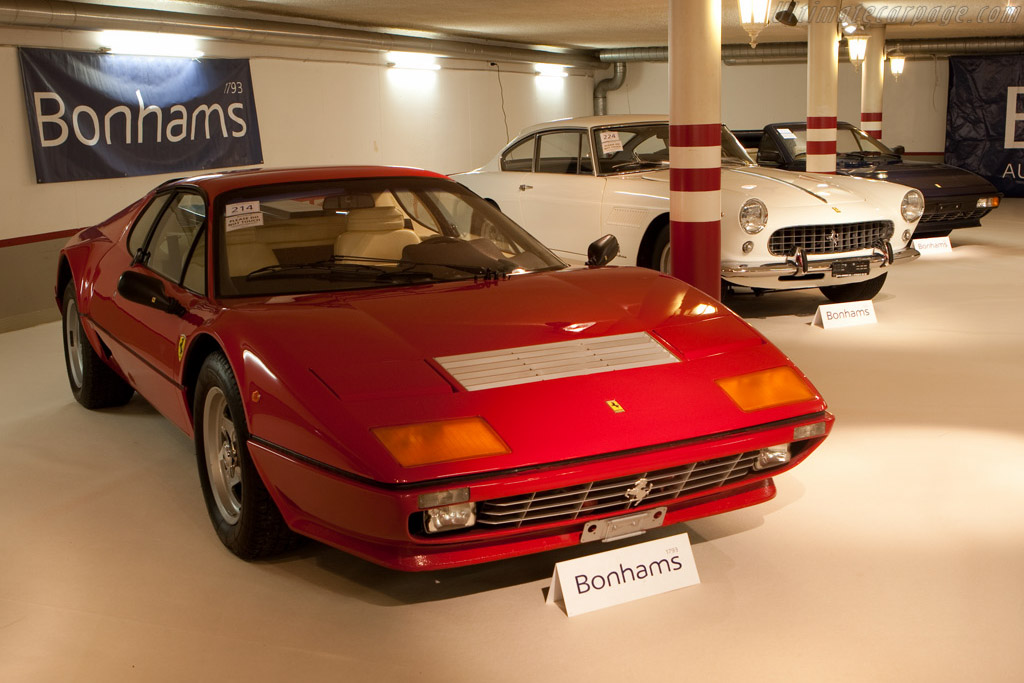 Ferrari 512 BBi - Chassis: 45451   - 2008 Bonhams Gstaad Auction
