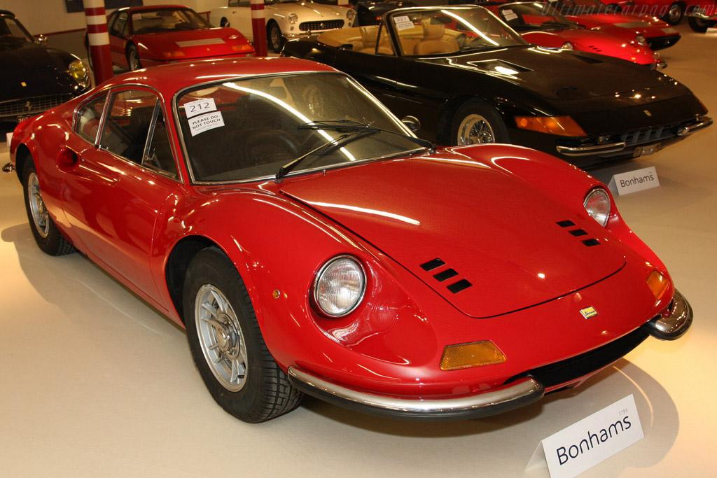 Ferrari Dino 246 GT - Chassis: 00742   - 2008 Bonhams Gstaad Auction