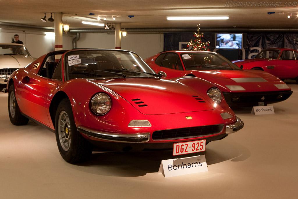 Ferrari Dino 246 GTS - Chassis: 07620   - 2008 Bonhams Gstaad Auction