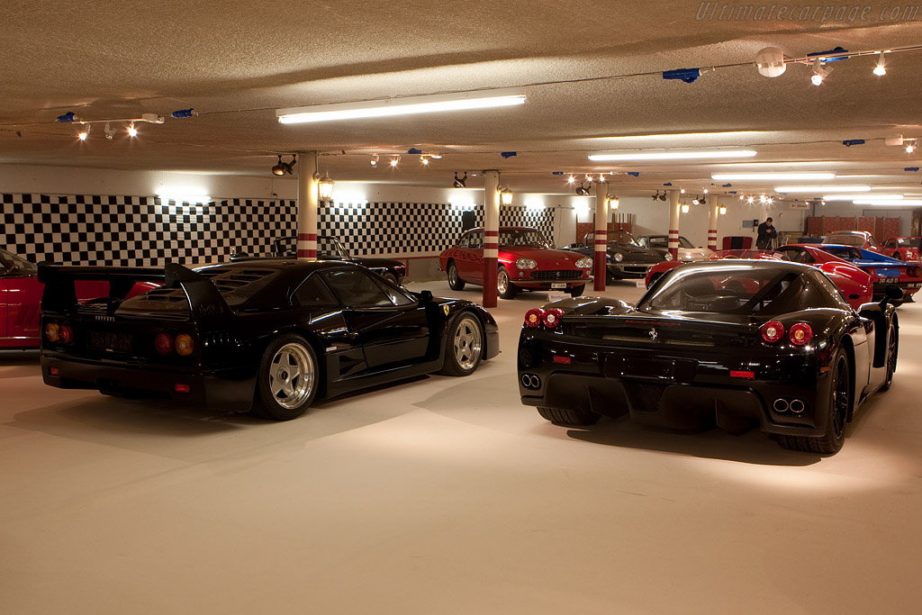 Ferrari Enzo - Chassis: 136739   - 2008 Bonhams Gstaad Auction