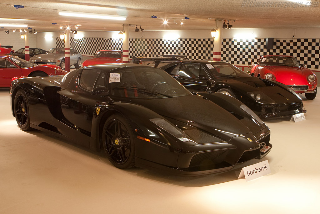 Ferrari Enzo - Chassis: 136739   - 2008 Bonhams Gstaad Auction