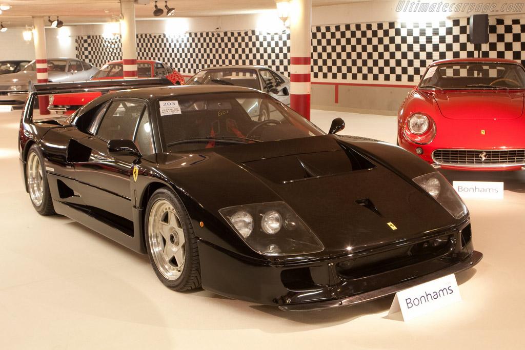 Ferrari F40 - Chassis: 91502   - 2008 Bonhams Gstaad Auction
