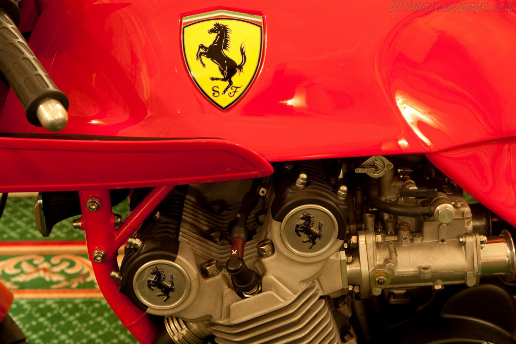 Ferrari Motorcycle - Chassis: SF-01M   - 2008 Bonhams Gstaad Auction