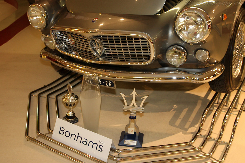 Maserati 3500 GT Spyder - Chassis: AM101.1319   - 2008 Bonhams Gstaad Auction