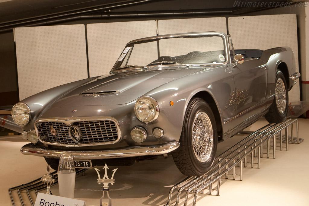 Maserati 3500 GT Spyder - Chassis: AM101.1319   - 2008 Bonhams Gstaad Auction