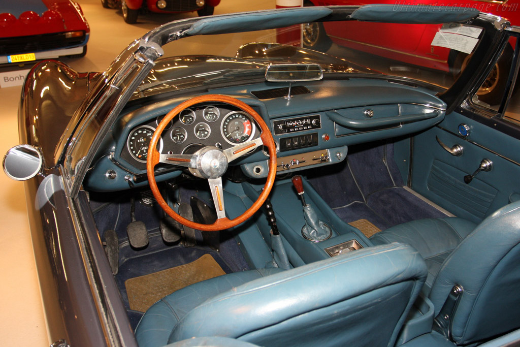 Maserati Mistral Spyder - Chassis: AM109/S 605   - 2008 Bonhams Gstaad Auction