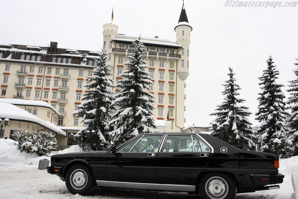 Maserati Quattroporte Royale - Chassis: AM330/49*5978   - 2008 Bonhams Gstaad Auction