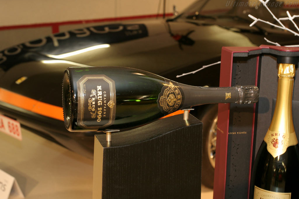 Champagne, anyone?    - 2005 Bonhams Gstaad Auction