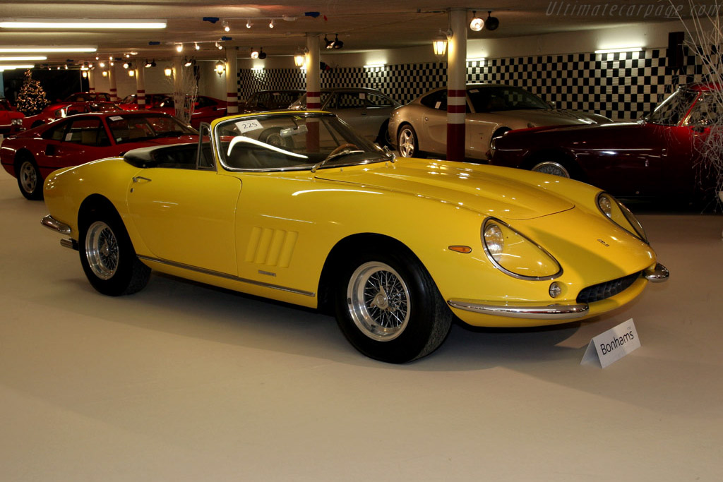 Ferrari 275 GTB/4 Nart Spyder - Chassis: 09851   - 2005 Bonhams Gstaad Auction