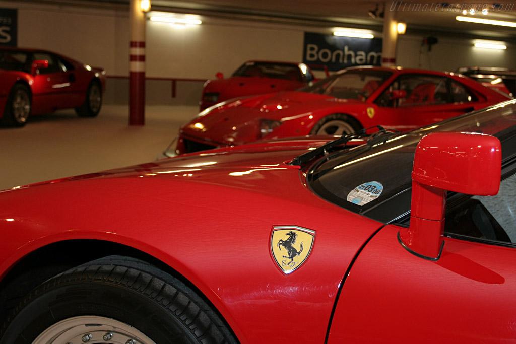 Ferrari 288 GTO - Chassis: 52741   - 2005 Bonhams Gstaad Auction