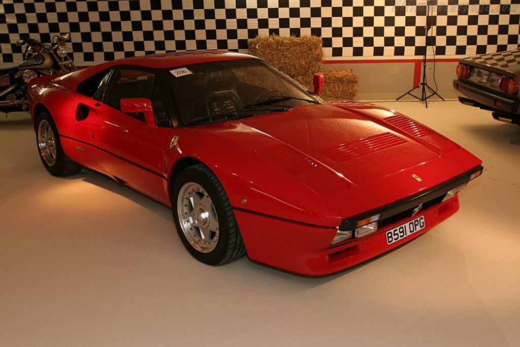 Ferrari 288 GTO - Chassis: 52741   - 2005 Bonhams Gstaad Auction