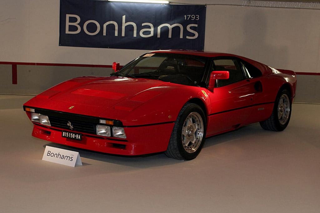 Ferrari 288 GTO - Chassis: 53303   - 2005 Bonhams Gstaad Auction