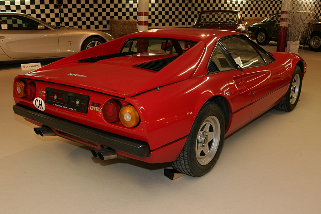 Ferrari 308 GTBi - Chassis: 35405   - 2005 Bonhams Gstaad Auction