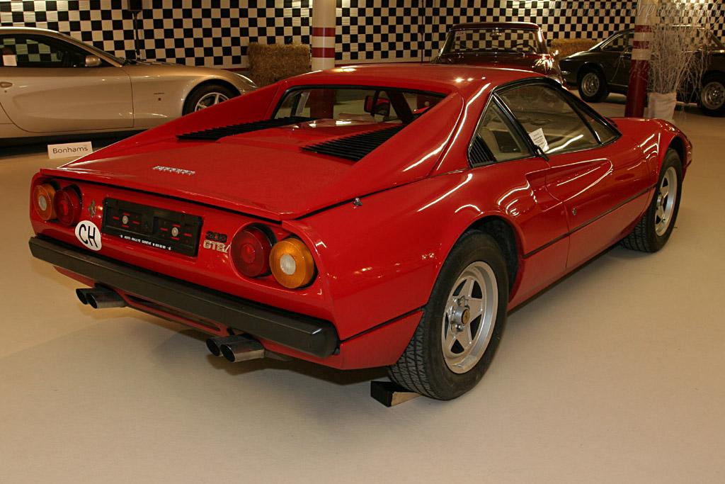 Ferrari 308 GTBi - Chassis: 35405   - 2005 Bonhams Gstaad Auction