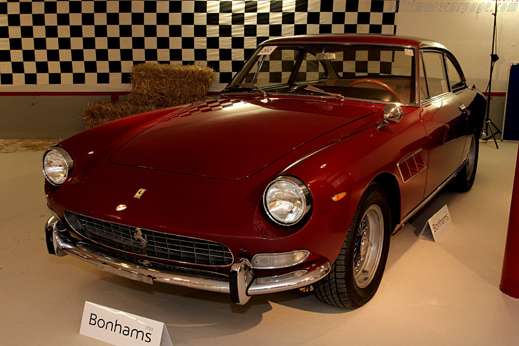 Ferrari 330 GT 2+2 S2 - Chassis: 09033   - 2005 Bonhams Gstaad Auction