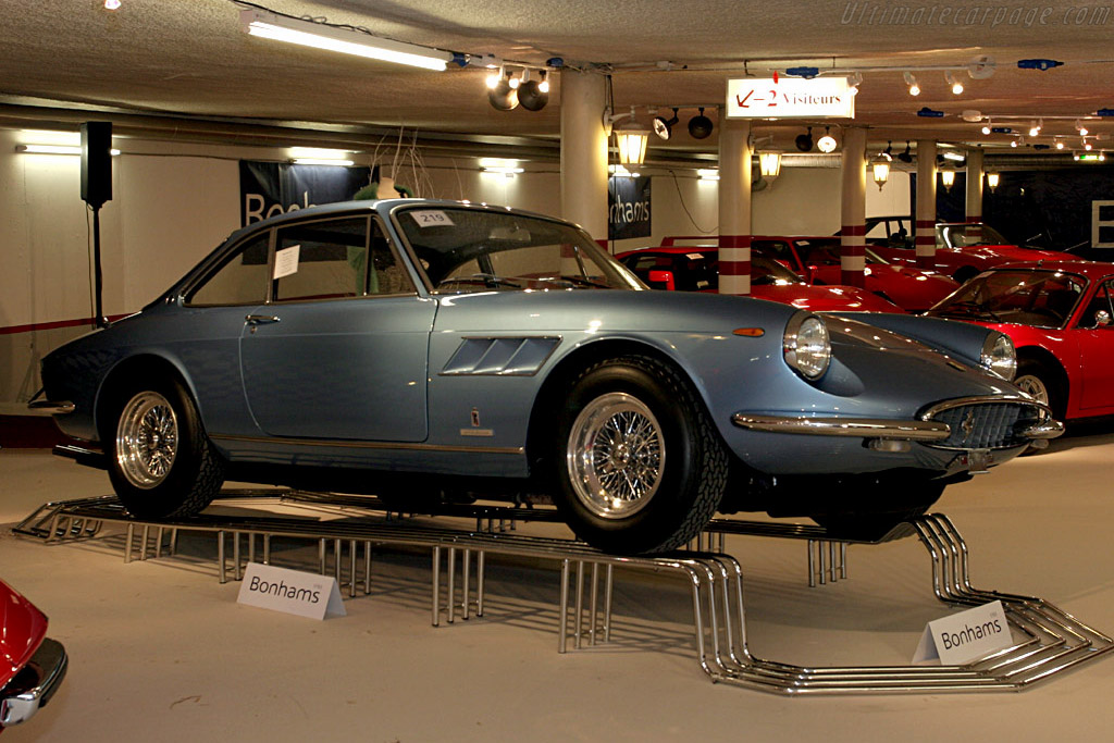 Ferrari 330 GTC - Chassis: 11385   - 2005 Bonhams Gstaad Auction