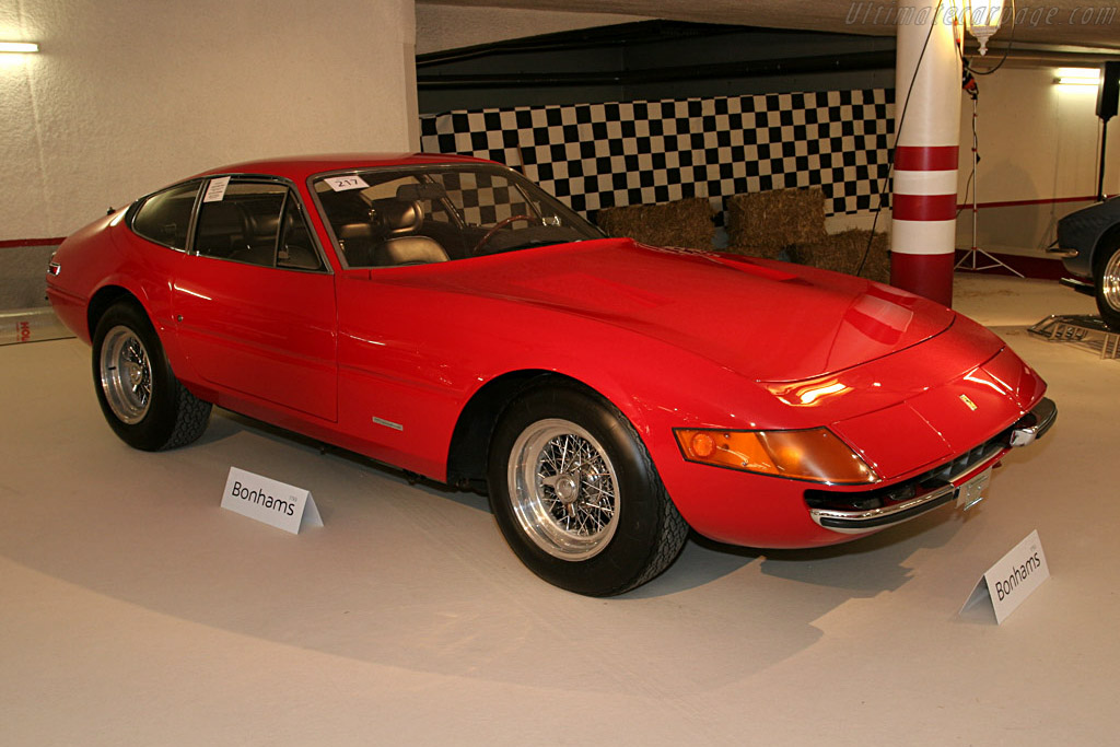 Ferrari 365 GTB/4 Daytona Coupe - Chassis: 14457   - 2005 Bonhams Gstaad Auction