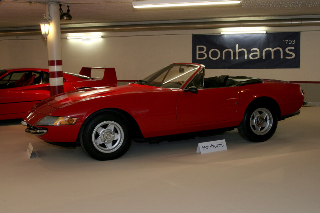 Ferrari 365 GTB/4 Spyder Conversion - Chassis: 12815   - 2005 Bonhams Gstaad Auction