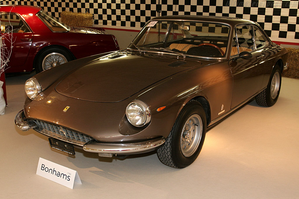 Ferrari 365 GTC - Chassis: 12713   - 2005 Bonhams Gstaad Auction