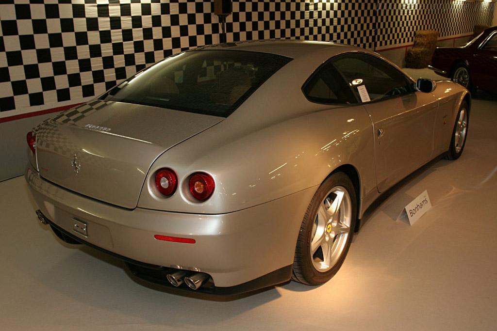 Ferrari 612 Scaglietti - Chassis: 138866   - 2005 Bonhams Gstaad Auction